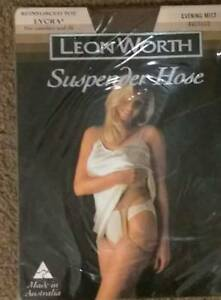 7 PAIRS BRAND NEW Suspender Hose Average Kolotex and Leon Worth! South Guildford Swan Area Preview
