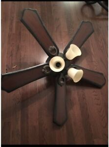 Ceiling fans - like new