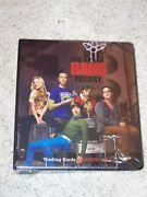 Big Bang Theory Binder