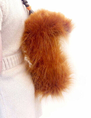 Eichhörnchen Faschingskostüm Tier Schwanz für Kinder und Erwachsenen Festtage - Eichhörnchen Kostüm Für Kind