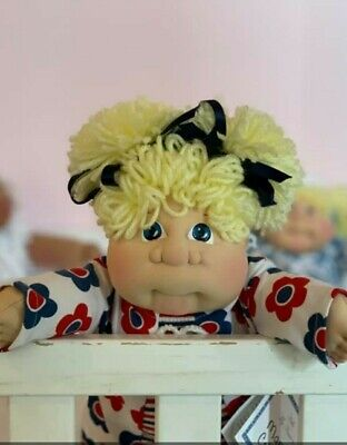 2020 Cabbage Patch Soft Sculpture Lully