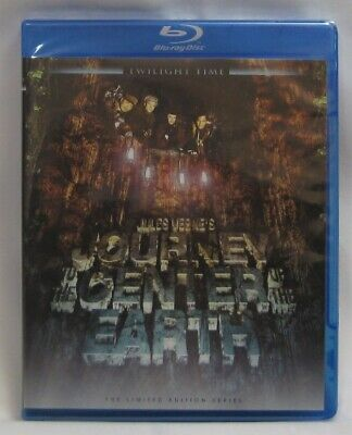 Journey To The Center Of The Earth, 1959 (Twilight Time 2015 Blu-ray Disc)