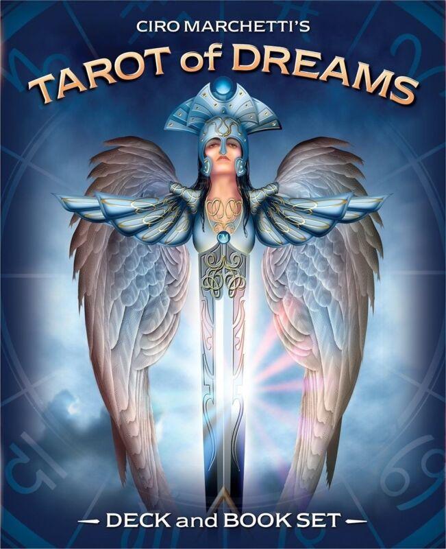 Tarot of Dreams Cards Deck & Book Set by Ciro Marchetti & Lee Bursten