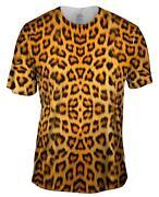 Leopard T-shirt Men