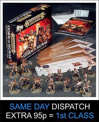 Storm of Sigmar - Warhammer 40k - Brand New