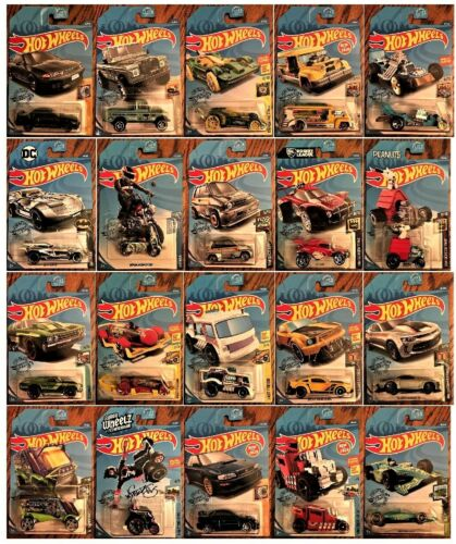 2020 Hot Wheels Main Line Series You Pick