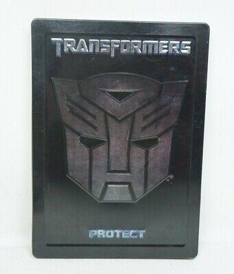 Transformers 2 Disc DVD steelbook Rare