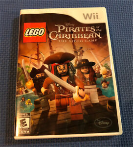Pirates of the Caribbean wii game