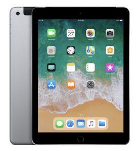 BNIB Apple iPad 2018 (6th Gen) Cellular/Wifi