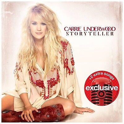 Carrie Underwood   Storyteller   Target Exclusive New 2 Bonus Tracks