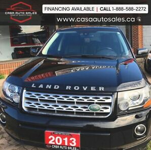 2013 LAND ROVER LR2 AWD w/NAVI - low KM - *Certified, Warranty*