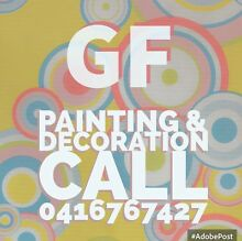 GF painting and decorating Mosman Mosman Area Preview
