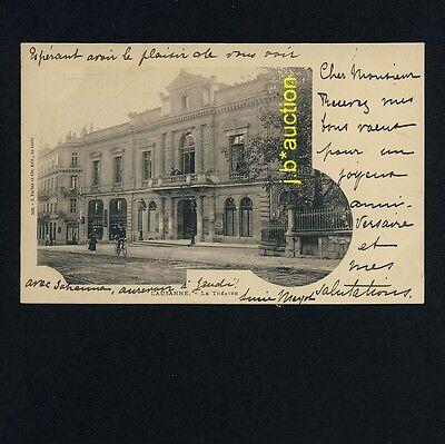 Schweiz LAUSANNE Waadt / Theater * AK um 1900