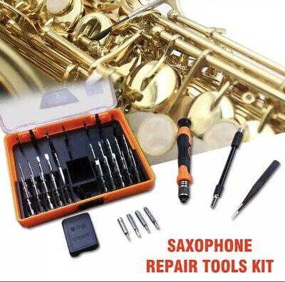 4 Pieces Clarinet Saxophone Flute Springs for Saxophone Sax Repair Parts Accessories