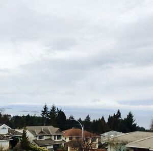 Ocean view!North Nanaimo house for rental