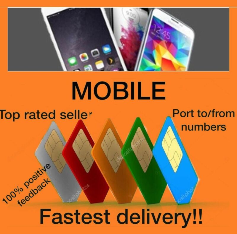 Boost Boost Prepaid numbers 📱To / For Port FAST  DELIVERY. 5-30 min DELIVERY☎️