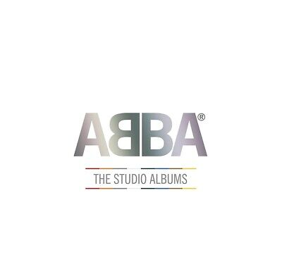 ABBA The Studio Albums New Colored Vinyl Set!