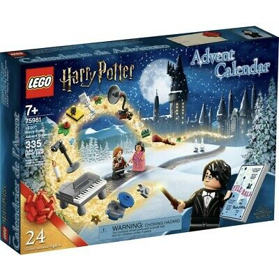 LEGO Harry Potter Advent Calendar 75981 2020 Free Priority Shipping *In Hand*