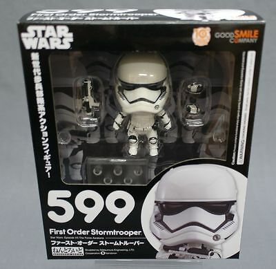 Nendoroid Star Wars The Force Awakens First Order Stormtrooper Japan NEW ***