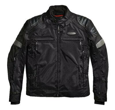 Harley-Davidson Men's FXRG Triple Vent System Switchback Riding Jacket 98094-15V