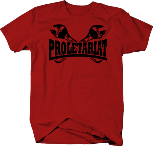 Proletariat Wrenches Color T-Shirt