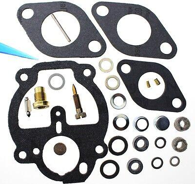 Carburetor Kit Fit International Harvester Ihc Engine C113 C123 12522 12632 B82