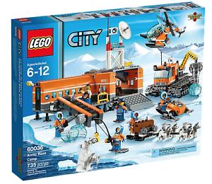 a40a30d97d0 Lego City Arctic Base Camp (60036) for sale online | eBay