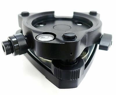 Adirpro Black Tribrach Twist Focus 2.5x Magnification With Optical Plummet
