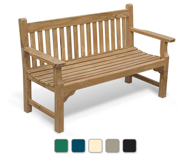teak outdoor bench. Turner Teak Garden Bench - Patio Wooden 1.2m, 1.5m, 1.8 Outdoor R