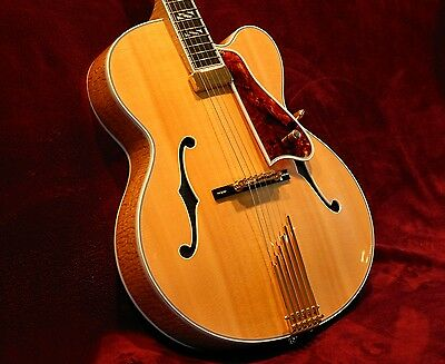 """Gibson Le Grand 2003 17"""" Archtop _ L5 - Johnny Smith - Citation """" PERFECT"""""""