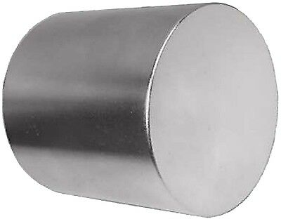 1 Neodymium Magnet 3 x 3 inch Cylinder N48 Rare Earth- PULL