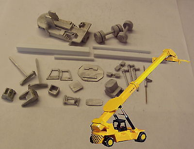 P&d M1 (P&D Marsh N gauge N Scale M1 Boom-handler / Reach-Stacker kit requires painting)