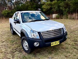 08 Holden Rodeo Space Cab Ute... LOW KLM Helensburgh Wollongong Area Preview