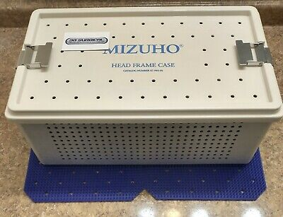 Mizuho Head Frame Set Excellent 60-day Warranty Very Nice Neuro Surgical