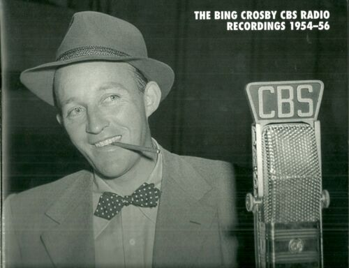 RARE - Mosaic Box Set Booklet - BING CROSBY CBS RADIO - Booklet ONLY - NO CDs