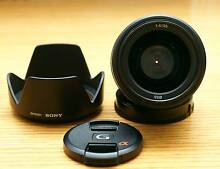 Sony SAL35F14G 35mm f1.4 G Lenses Five Dock Canada Bay Area Preview