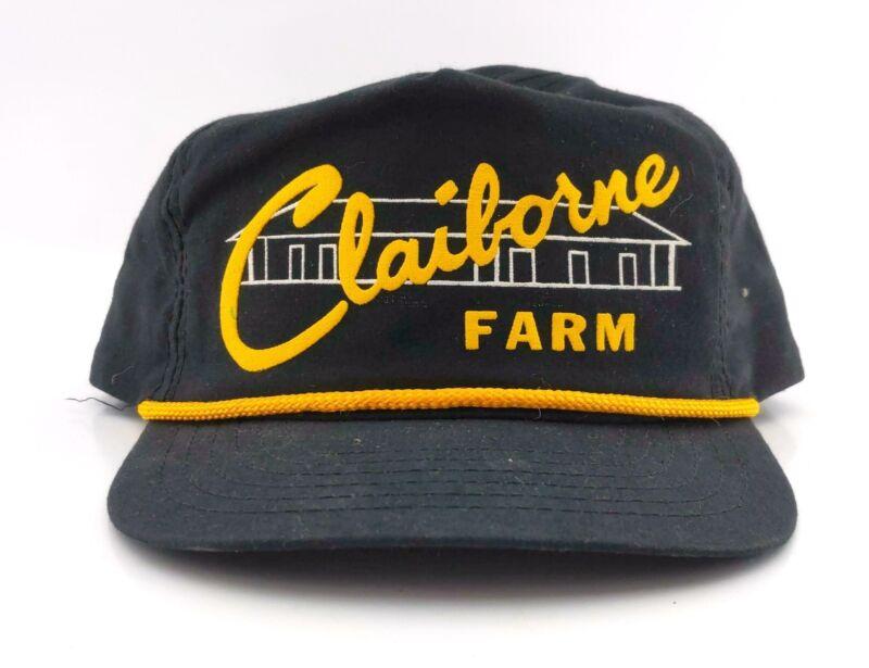 Claiborne Farm Baseball Hat Cap Corded Snapback