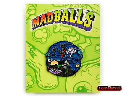 Bruise Brother Madballs Series Pin 2  Soft Enamel Lapel Pin Kidrobot