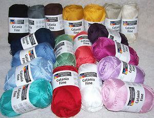 4-60-100gr-50-gr-Catania-Fine-de-Schachenmayr-100-Algodon-Color-a-elegir