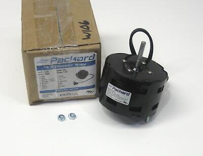 Packard 40752 3.3 Dia. Motor 140 Hp 120 Volt 1500 Rpm For Broan 97009752