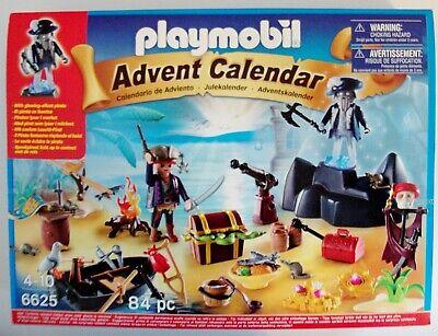 Playmobil 6625 Christmas Advent Calendar Pirate Treasure Island