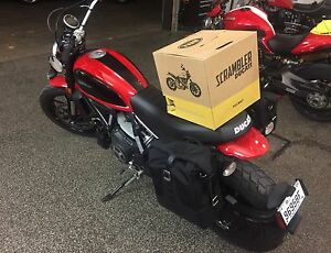 Ducati Scrambler Open face Helmet size Medium