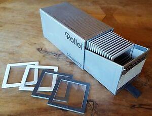Rollei Magazin 77 with 30 slide frames 6x6 - España - Rollei Magazin 77 with 30 slide frames 6x6 - España