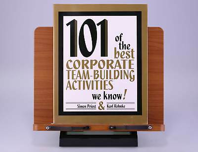 101 of the Best Corporate Team-Building Activities We by Simon Priest, et