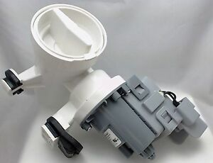New replacement fits kenmore whirlpool motor drain pump for Kenmore washer motor replacement