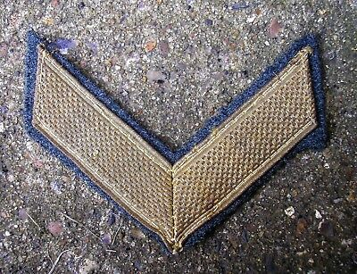 ww2 italian cloth army rank Private badge shoulder
