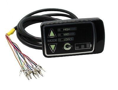 PANASONIC Display 2606R 36V System E-Bike Mittelmotor, gebraucht gebraucht kaufen  Bösel