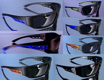 Polarisierte Racing Herren Sonnenbrillen Itali - Design 400UV Schutzpass 10079H