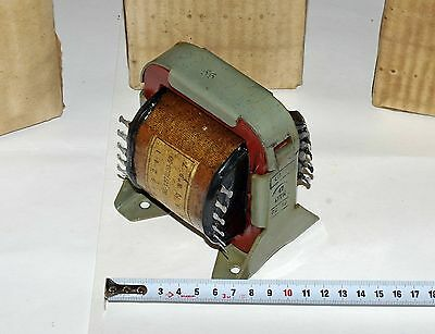 Transformer Anode And Filament Tan55-127 220-50 100 W In Box. Made In Ussr.
