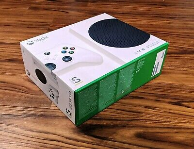 New Microsoft Xbox Series S 512GB SSD HDR Gaming Console Free Fedex Shipping